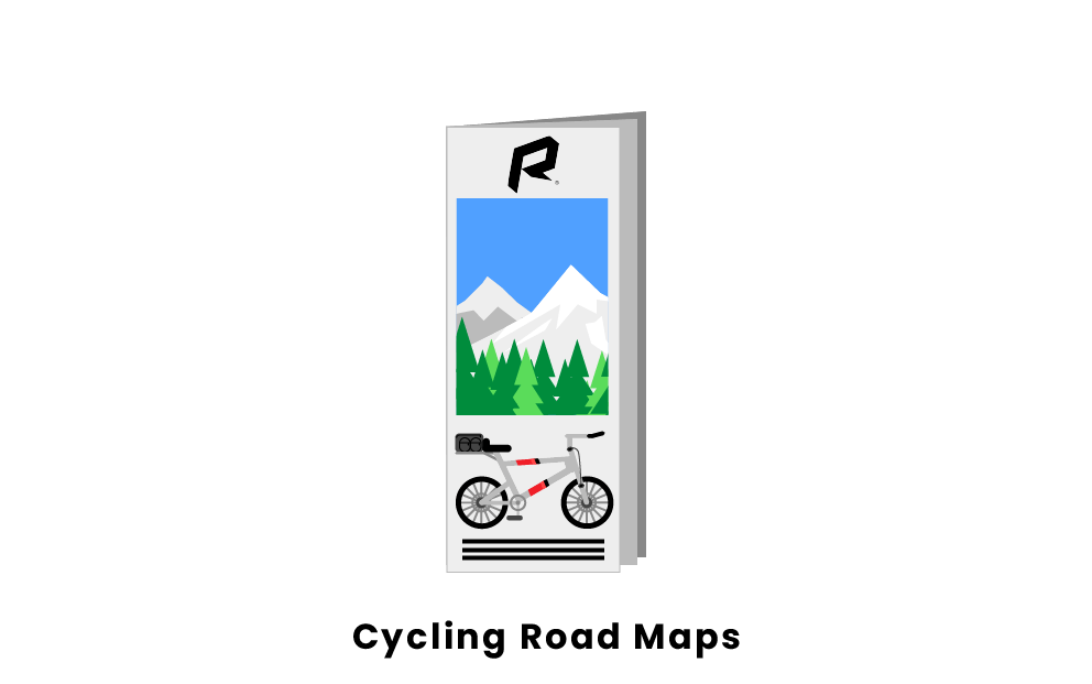 Cycling Road Maps