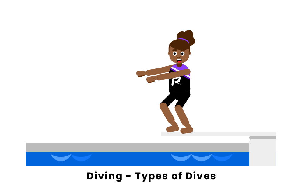Diving Positions