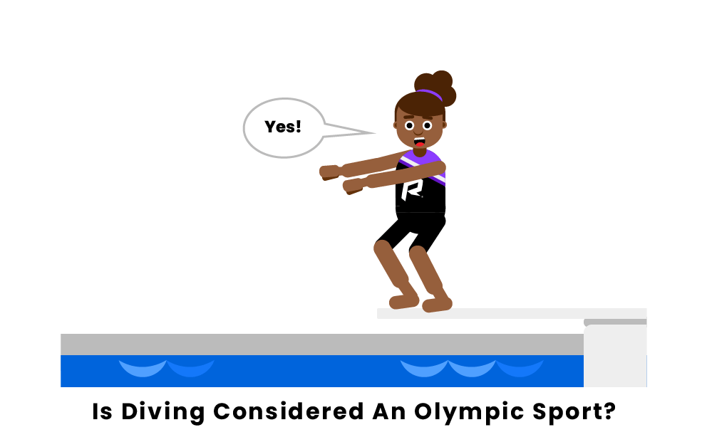 Is Diving Considered An Olympic Sport