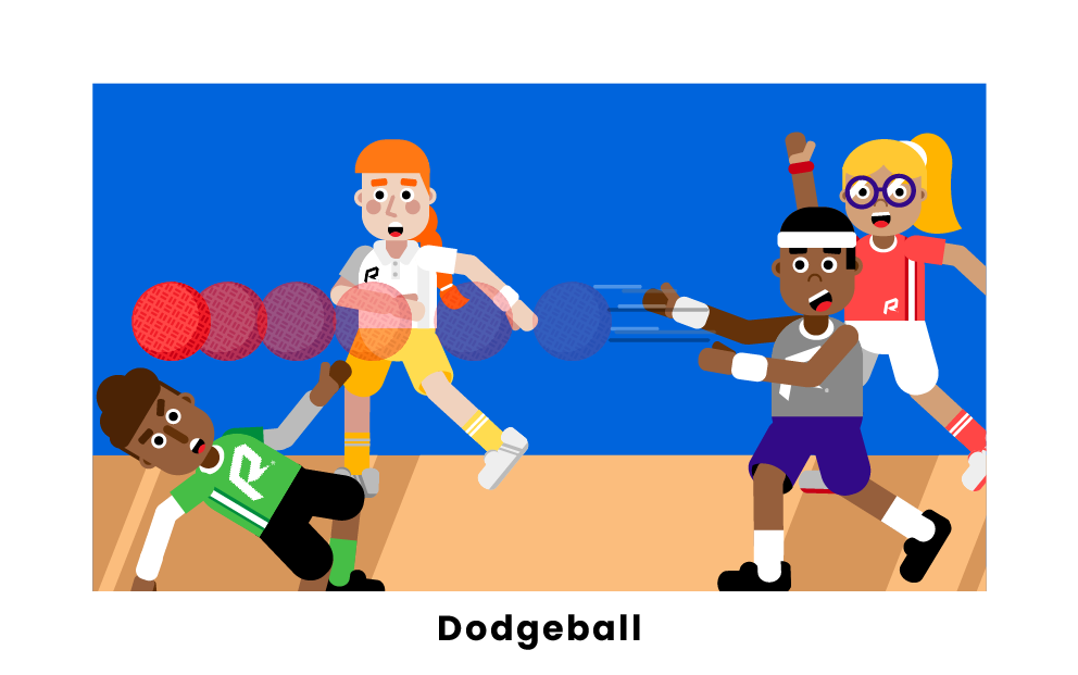 The Top 10 Rules Of Dodgeball
