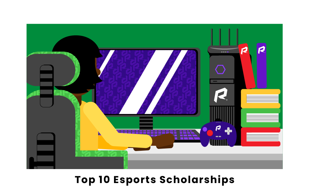 Top 10 Esports Scholarships