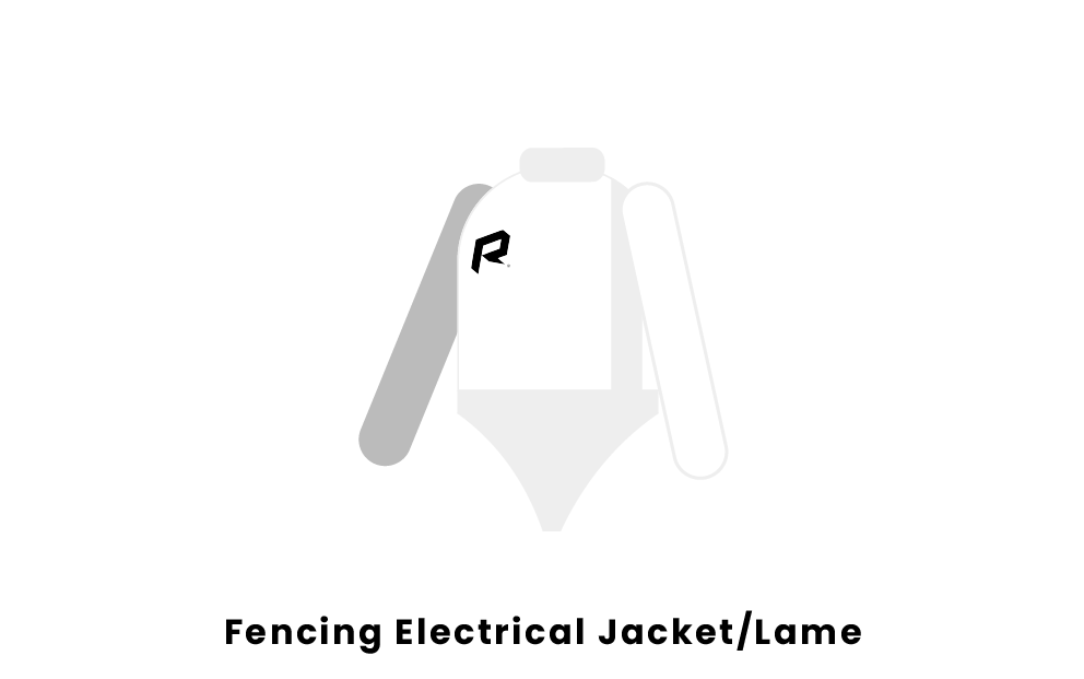 fencing electrical jacket lame