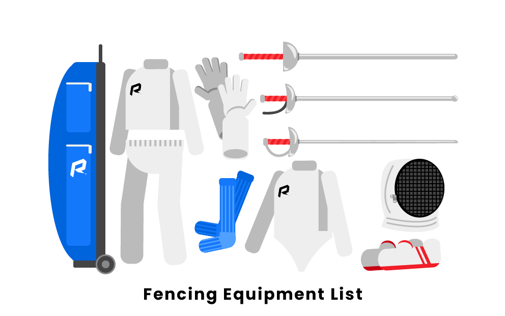 Fencing Equipment List
