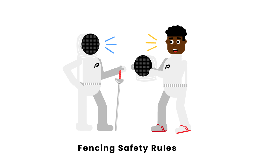 Fencing Safety Rules