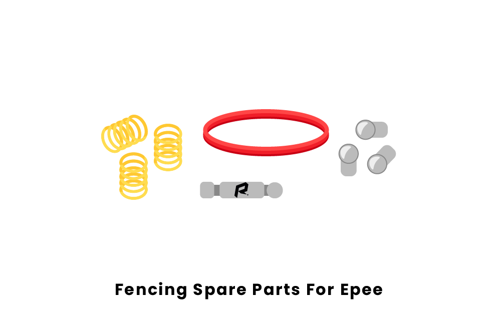 fencing spare parts for epee