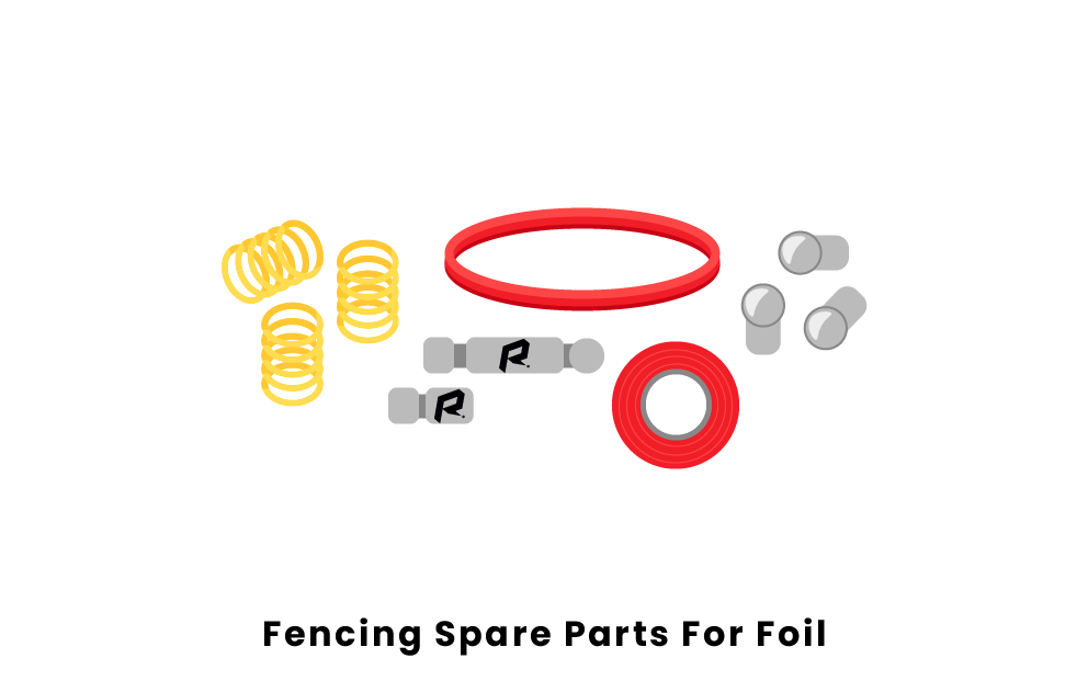 fencing spare parts for foil