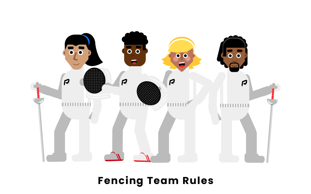 Fencing Team Rules