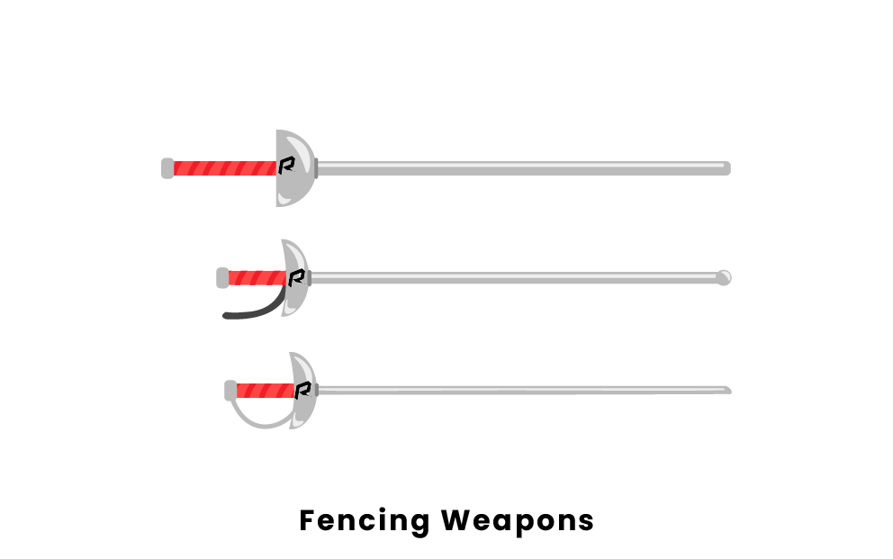 fencing weapons