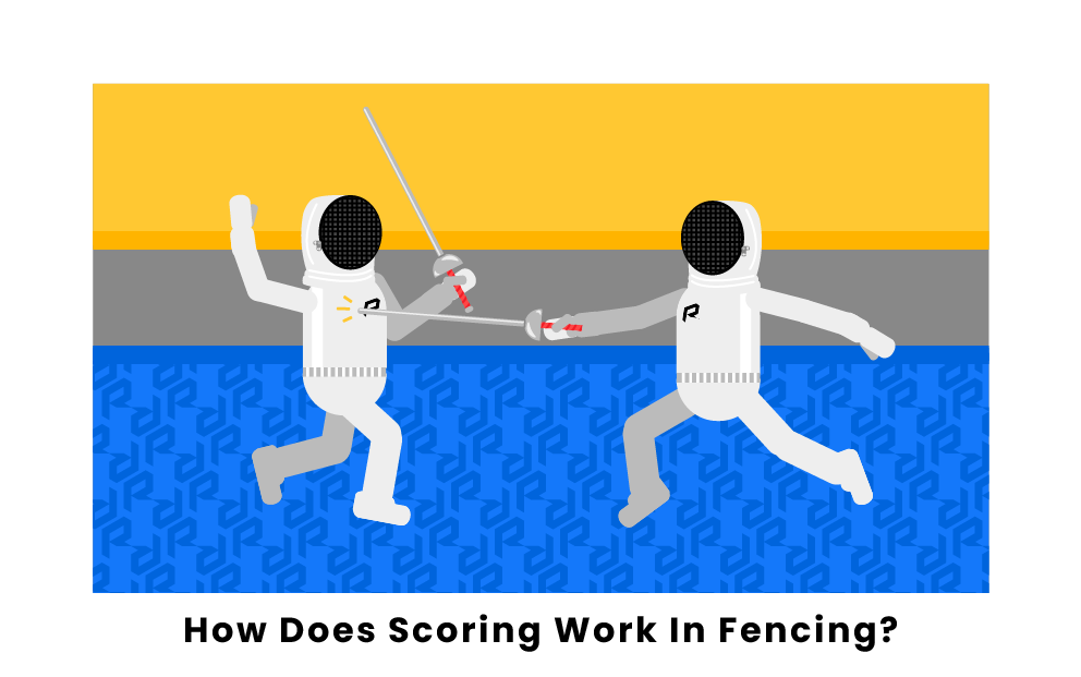 How Does Scoring Work In Fencing?