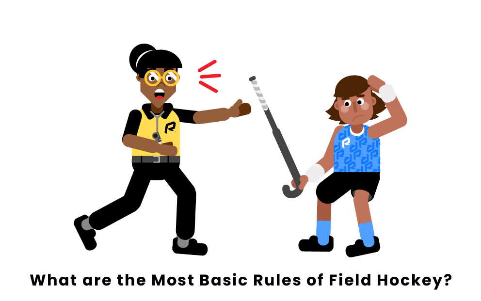 What Are The Most Basic Rules Of Field Hockey