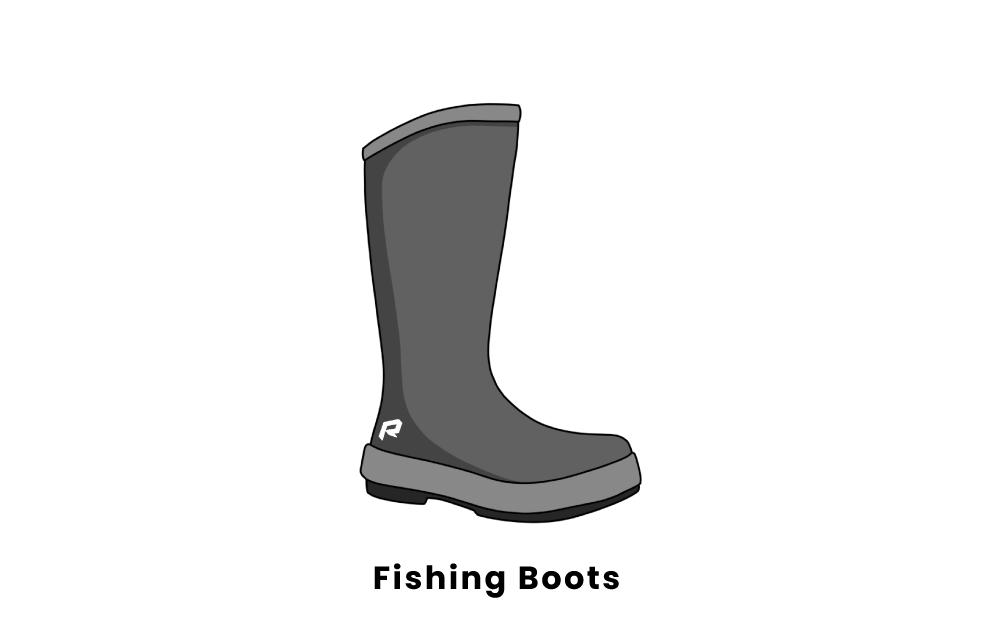 fishing boots