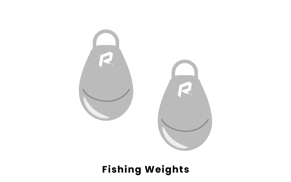 fishing weights
