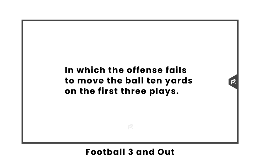 Football 3 and Out