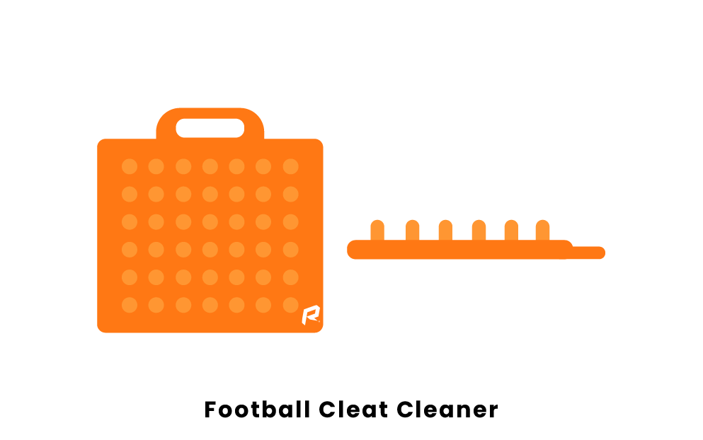 football cleat cleaner