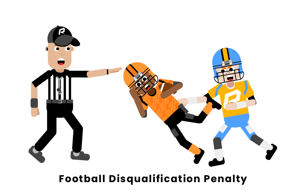 Football Disqualification Penalty