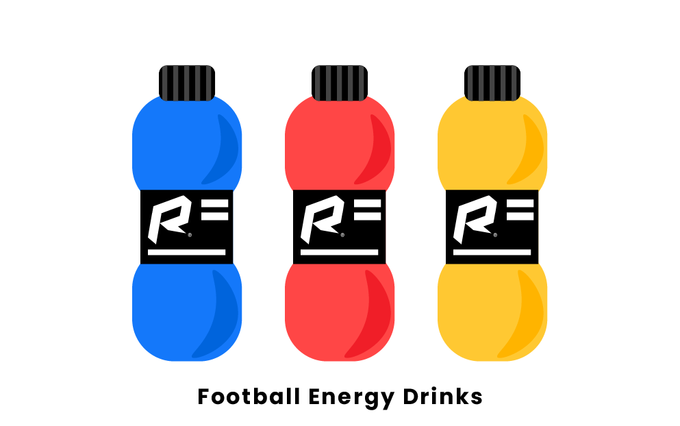 football energy drinks