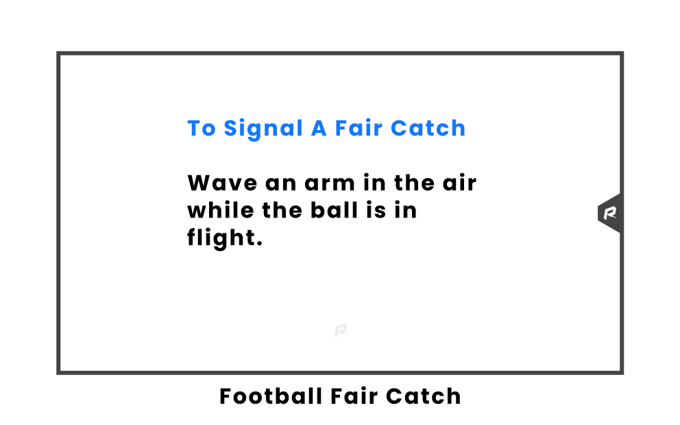 Football Fair Catch