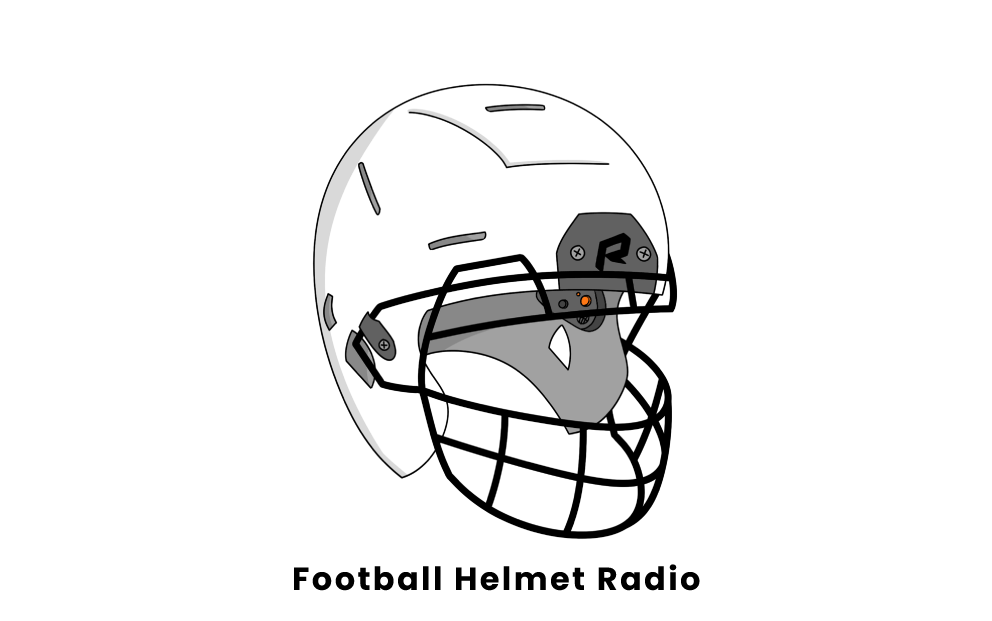 football helmet radio