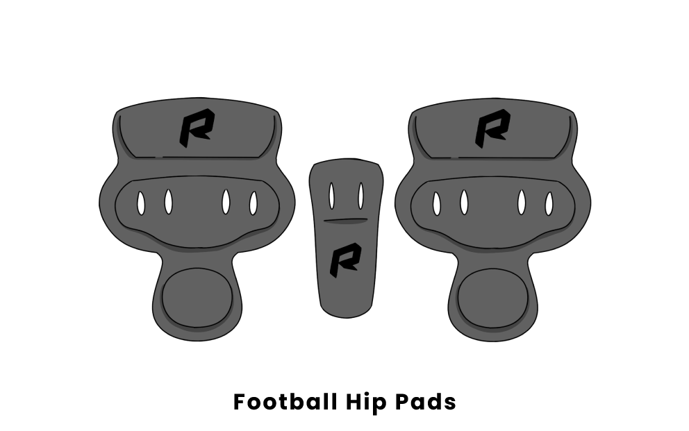 football hip pads