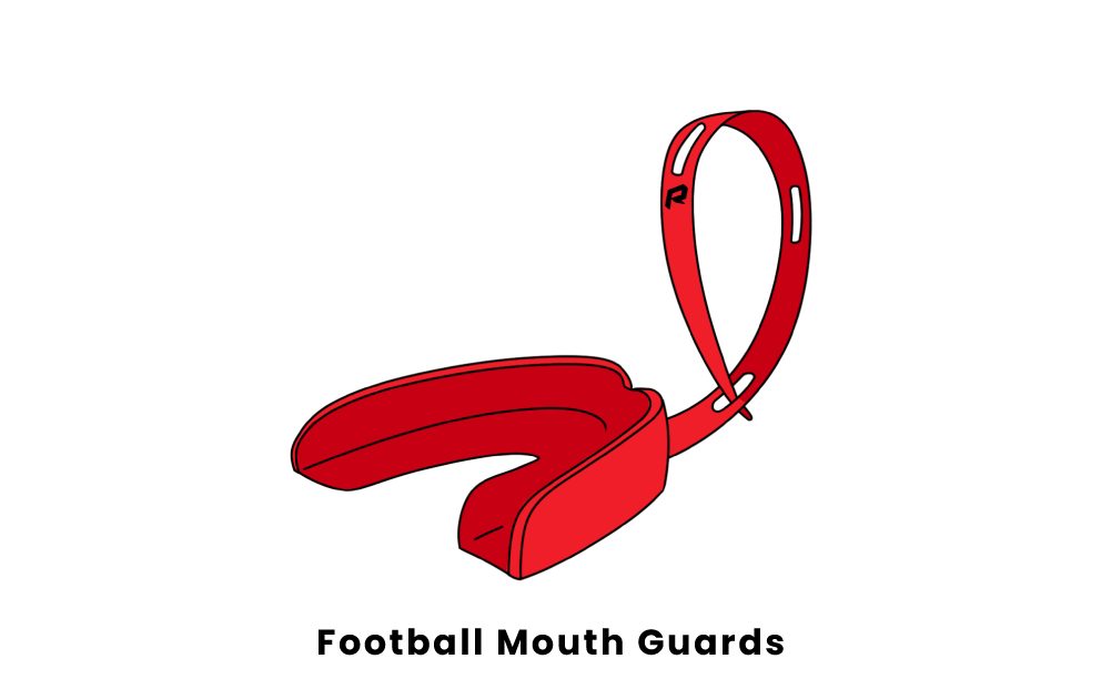 football mouth guard