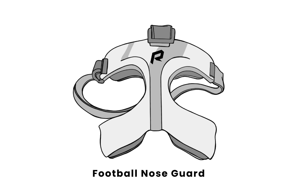 football nose guard