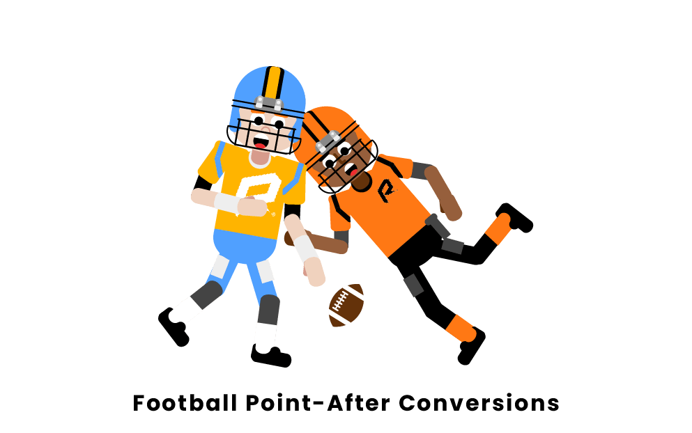 football point-after conversions