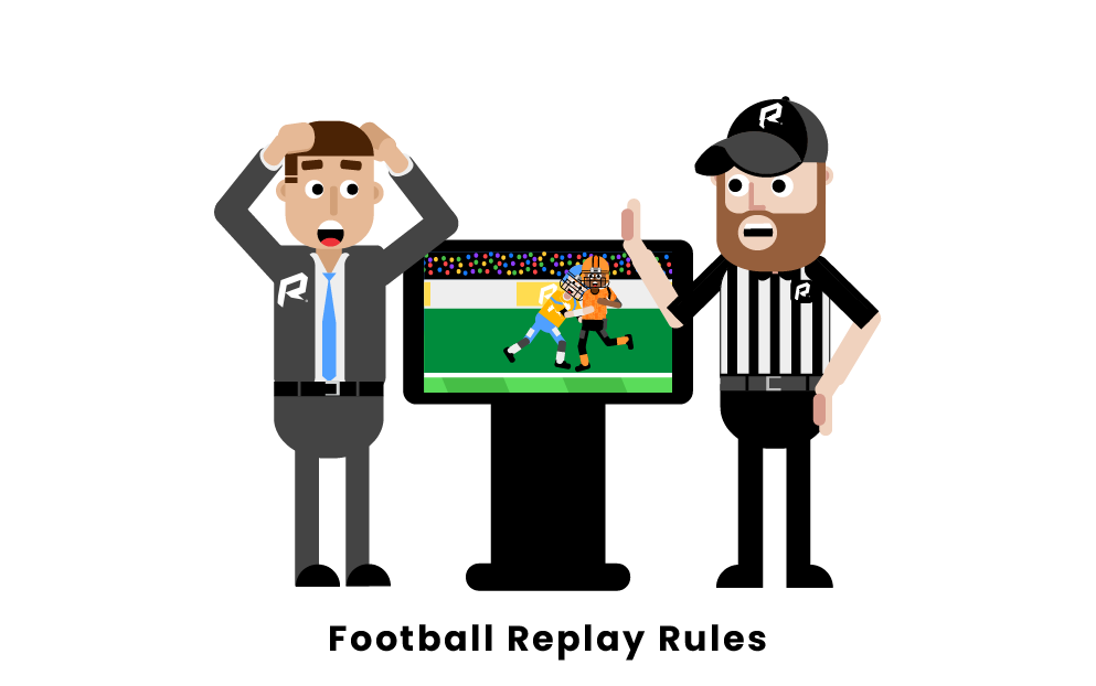 football replay rules