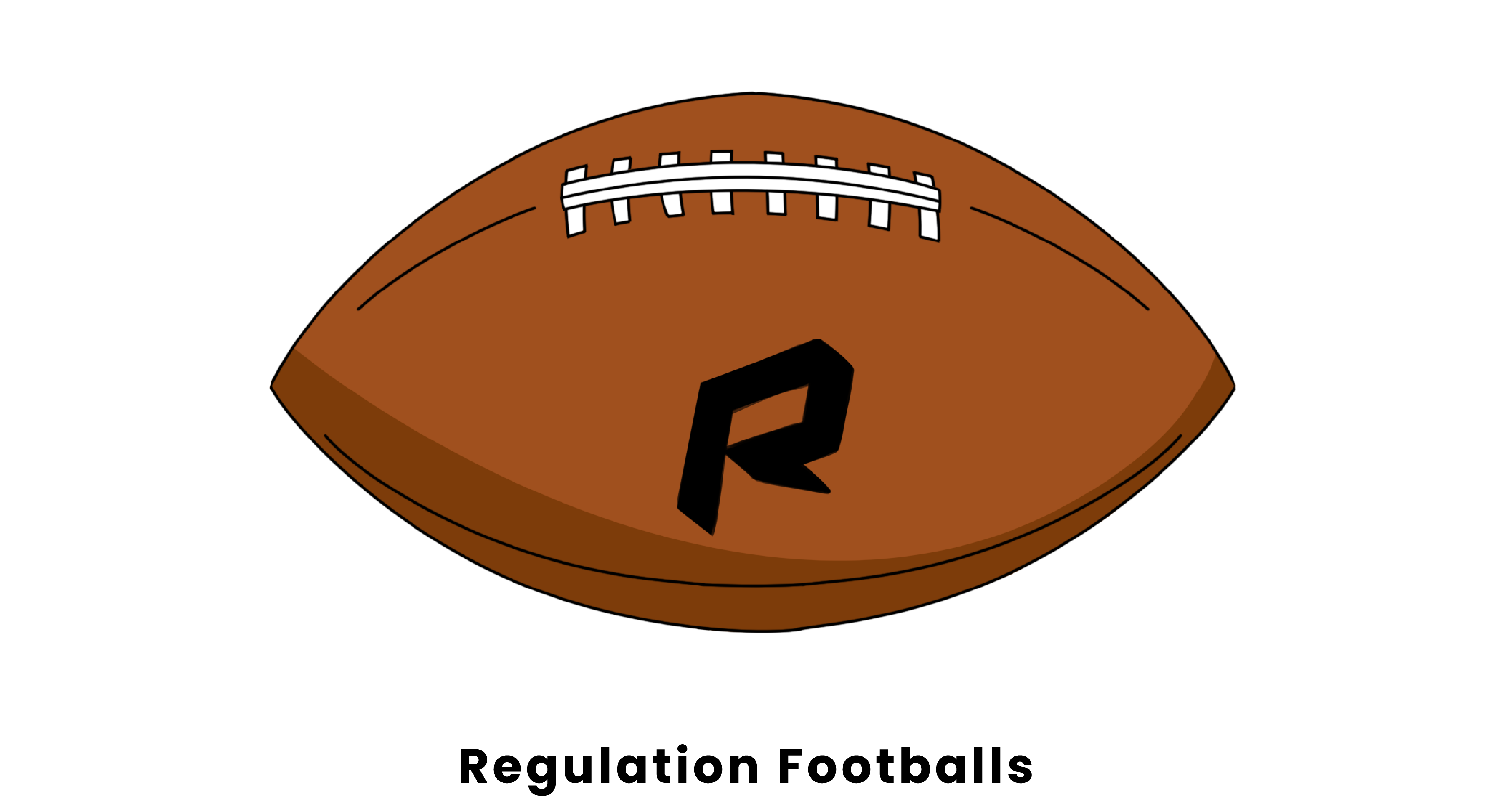 regulation footballs