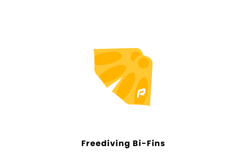 freediving bi fins