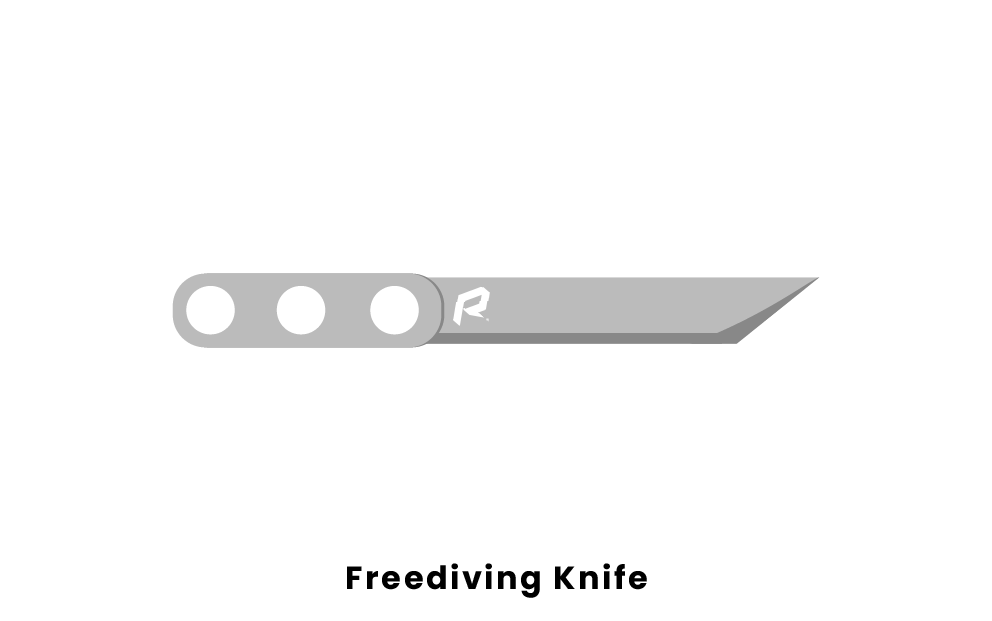 freediving knife
