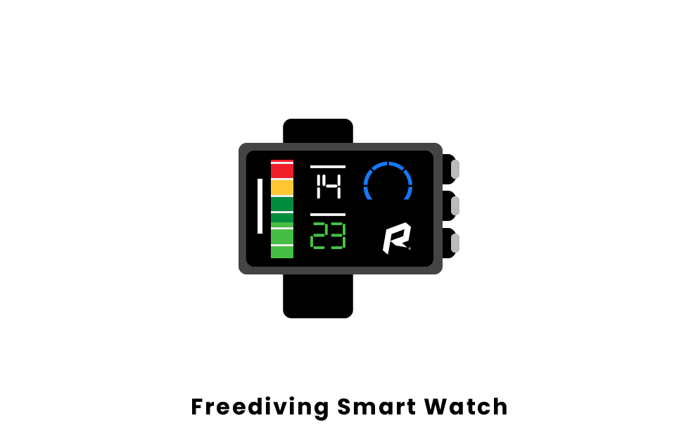 Freediving Smart Watch