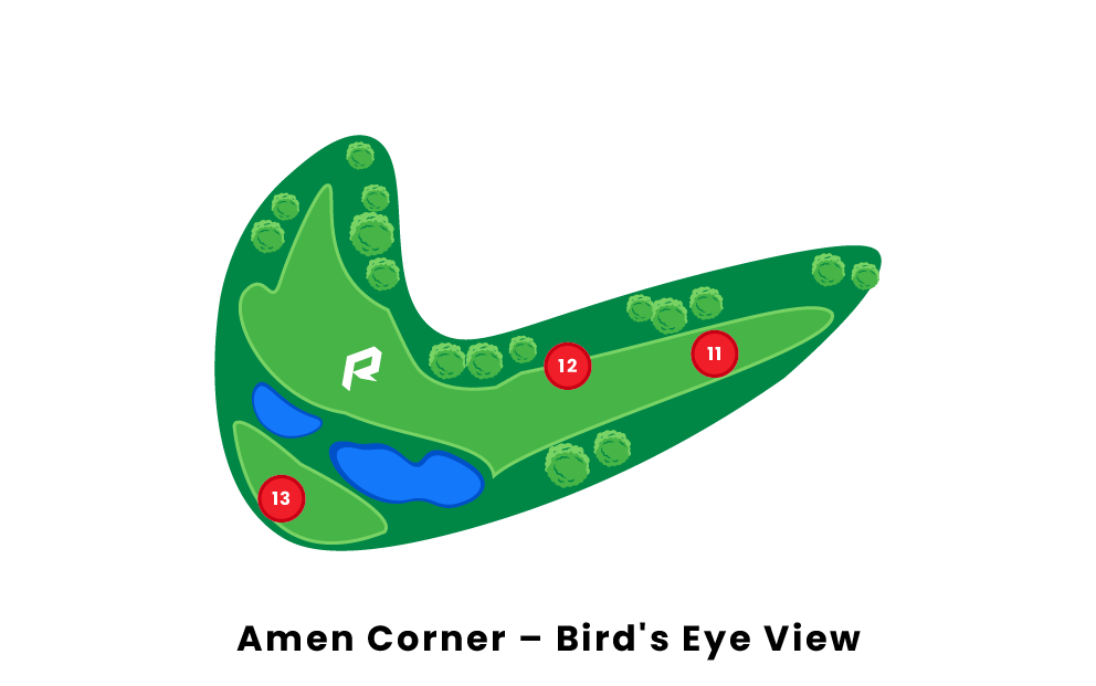 What Does Amen Corner Mean In Golf?