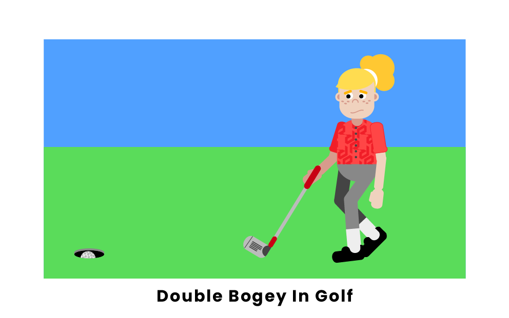 What is Double Bogey in Golf?