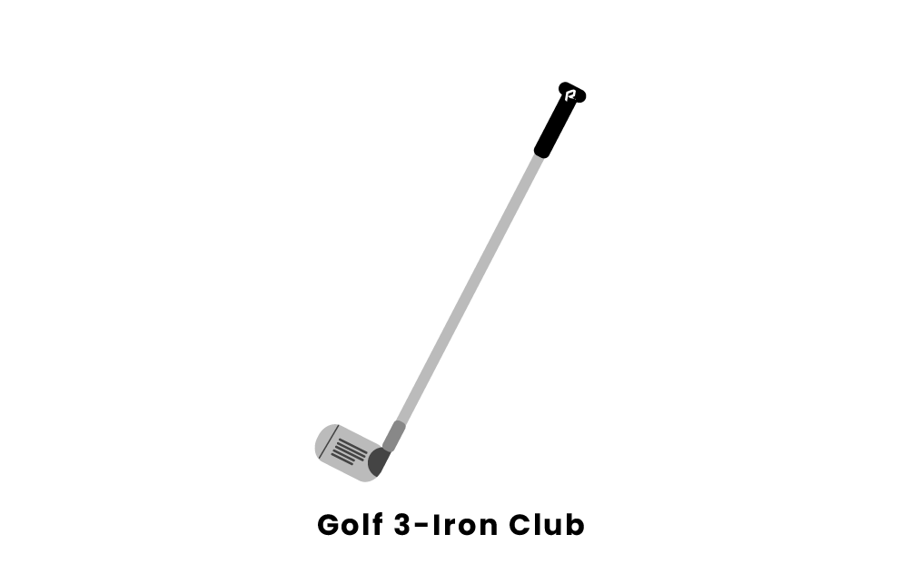 What Is A 3-iron Golf Club?