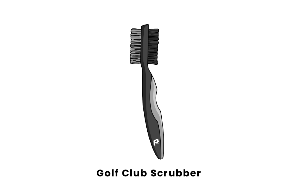 golf club scrubber