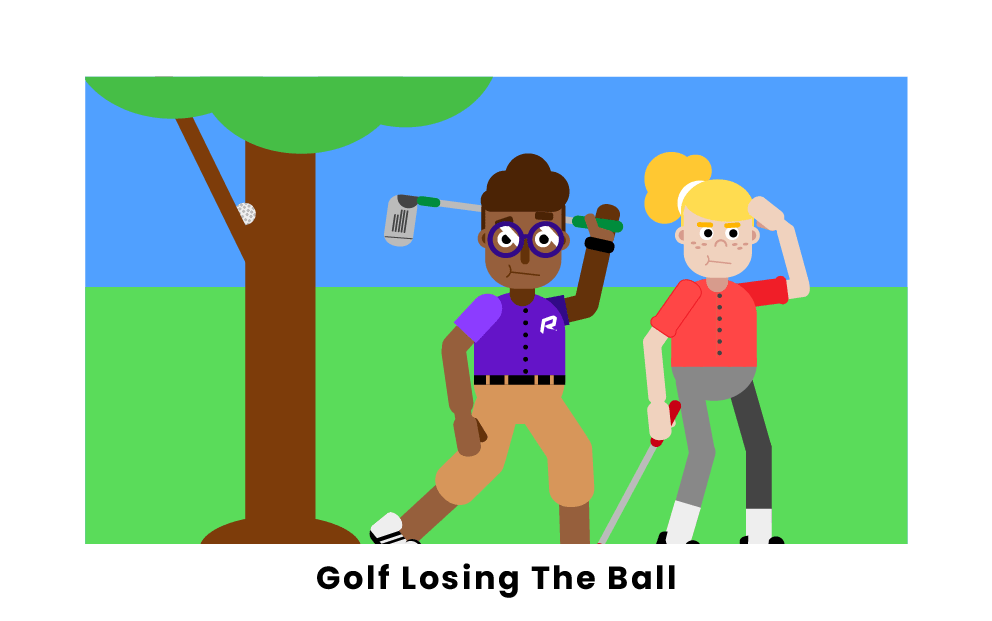 What Happens If You Lose Your Golf Ball?