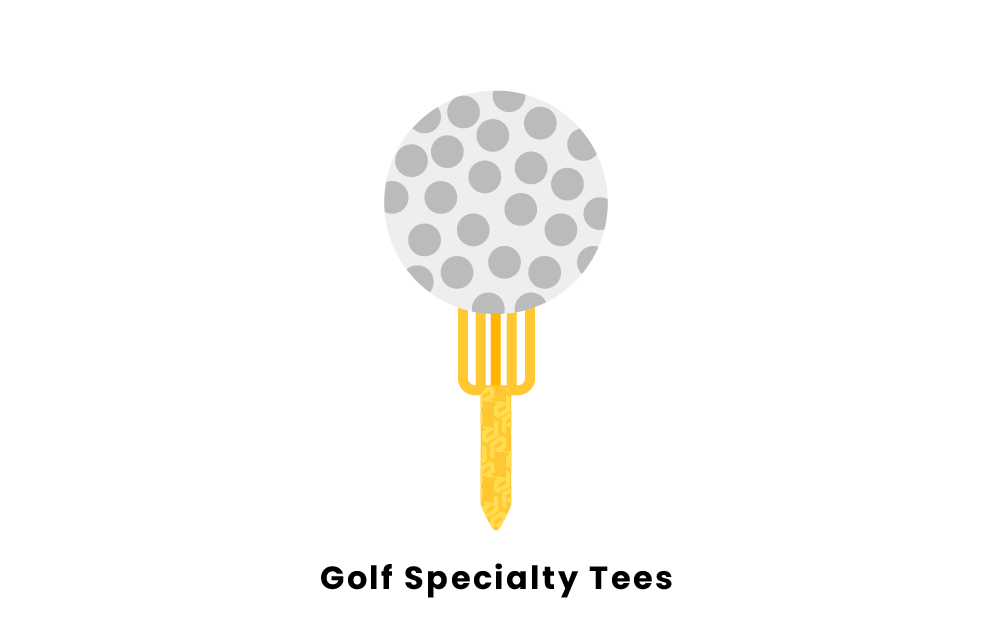golf Specialty Tees