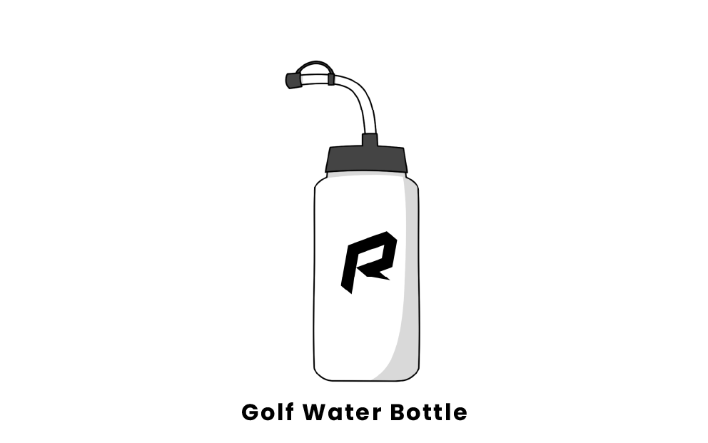 golf water bottle