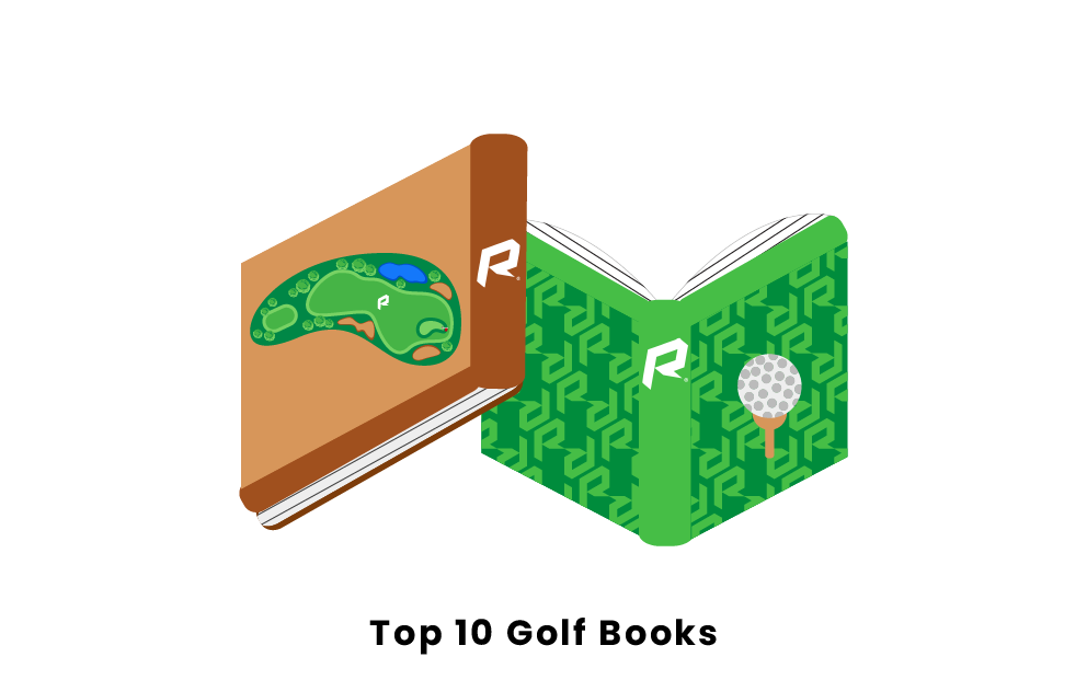 Top 10 Golf Books