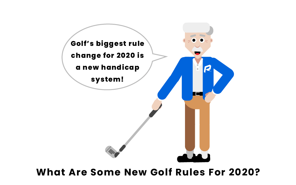What is the new Handicap Rule in Golf?