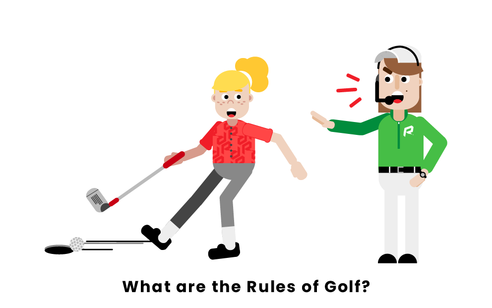 What are the rules of golf?