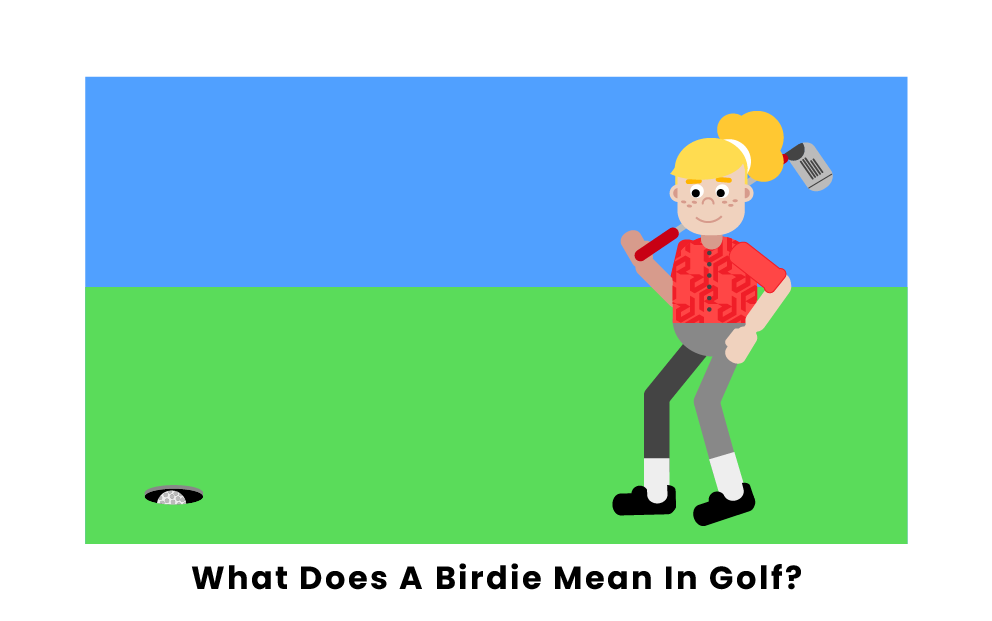 What is Birdie in Golf?