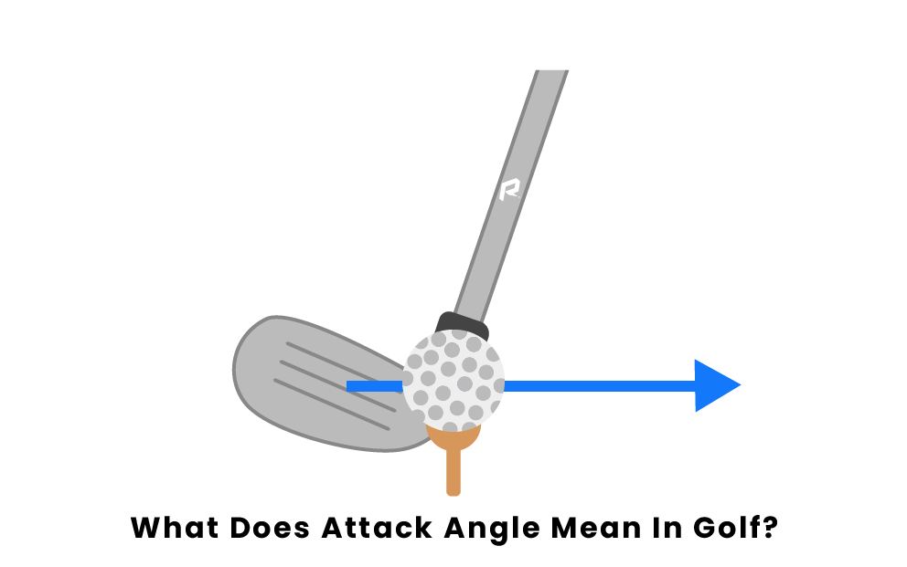 What Does Attack Angle Mean In Golf