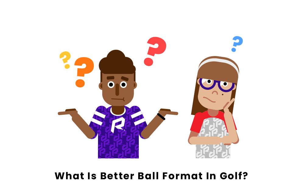 What Is Better Ball Format In Golf?