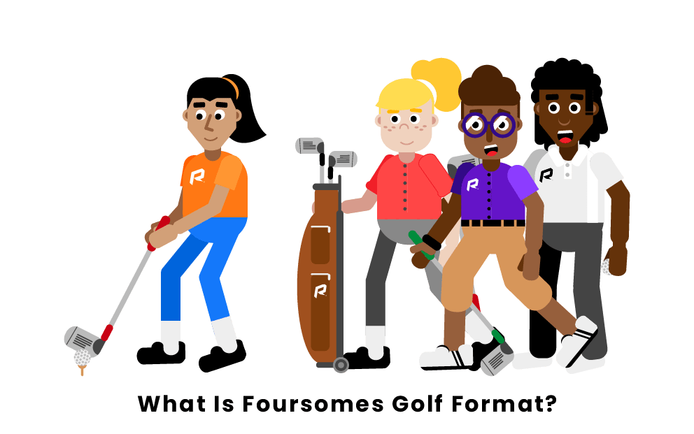 What Is Foursomes Golf Format?