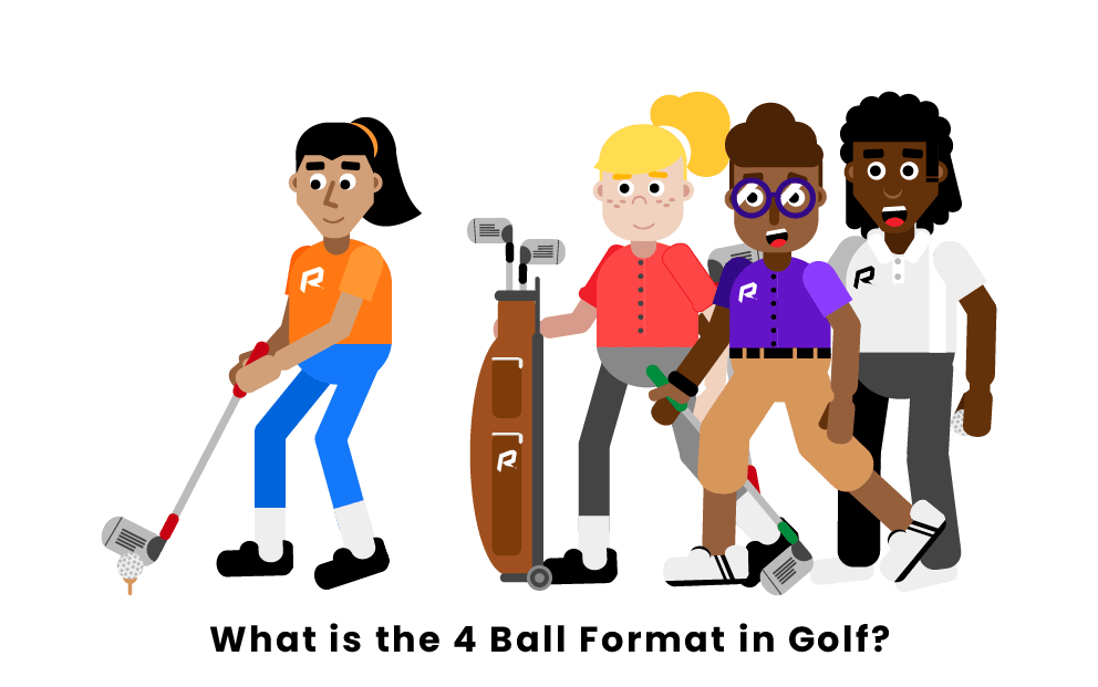 What Is 4 Ball Format In Golf?