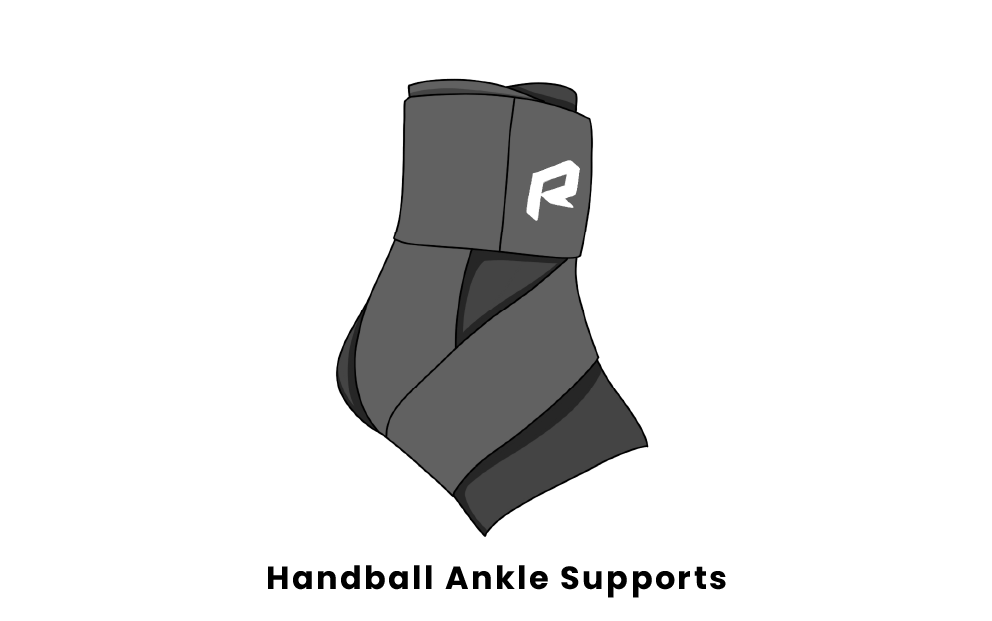 handball ankle supports