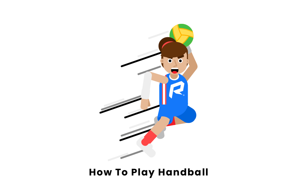 How to play handball