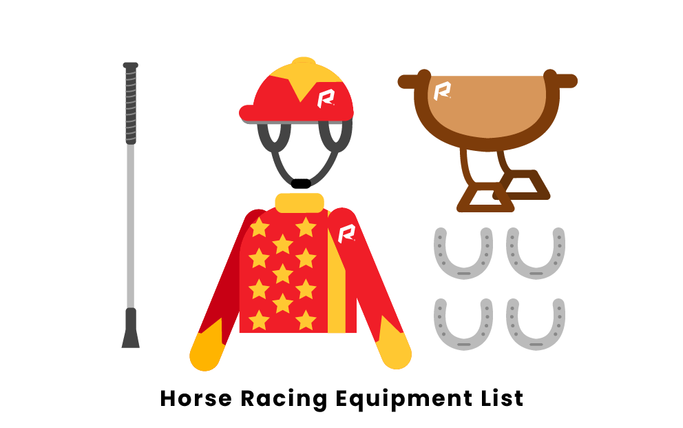 Horse Racing Equipment List