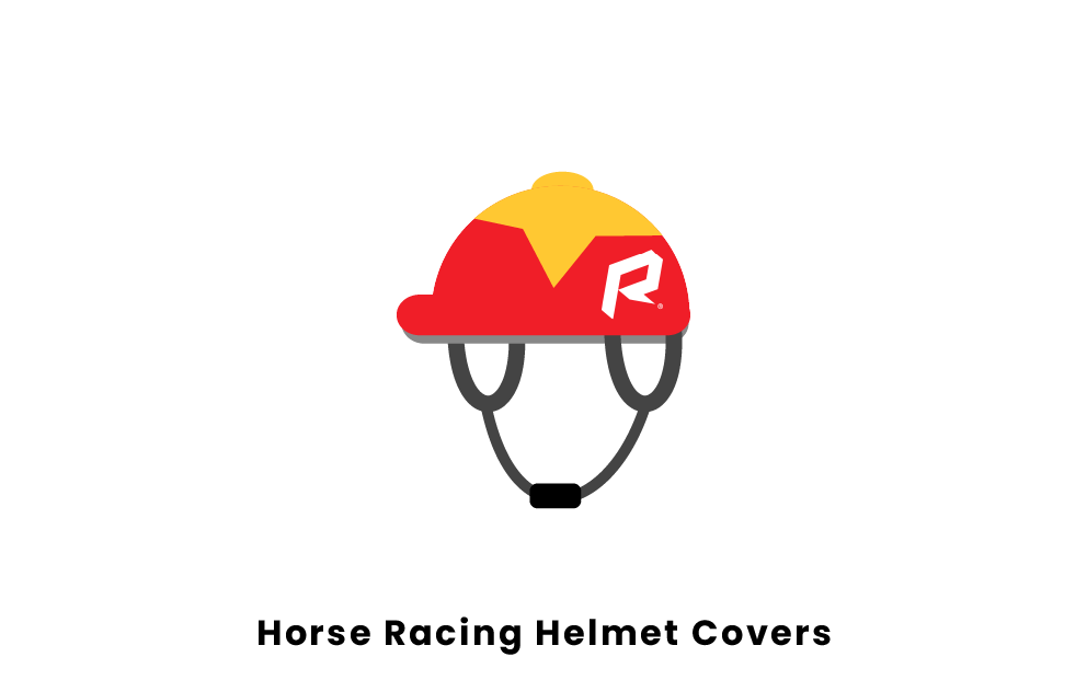 Horse Racing Helmet Covers